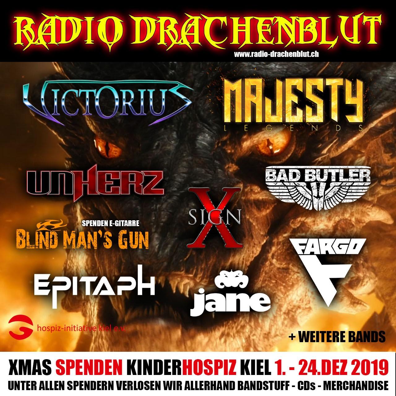 Radio Drachenblut, Dein schweizer Rock und Metal Radio